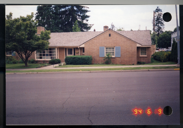 Clarence D. Martin Alumni House, Eastern Washington University. The Real Property Record Cards Collection, bulk dates: 1940 through 2004. Washington State Archives, Digital Archives.