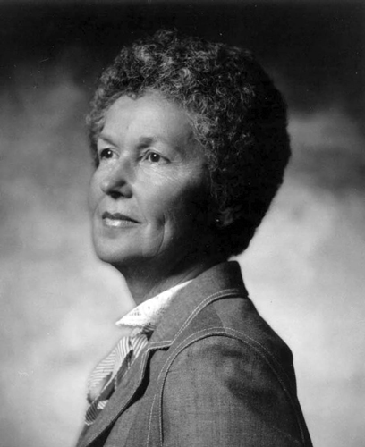 Senator Barbara Granlund, photographed here in 1979, is one of the interviewees in this collection. Photograph courtesy of the Washington State Legislature.