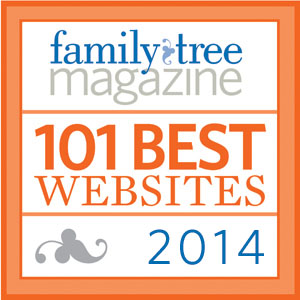 Family Tree Magazine Best 101 2014