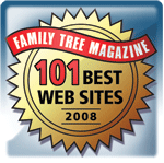 Family Tree Magazine Best 101 2008