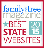 Family Tree Magazine Top 75 2015>
