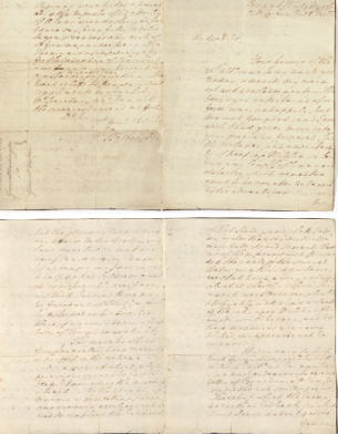thumbnail of George Washington letter